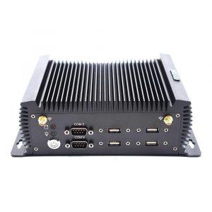 HYSTOU P12 i7-4500U 8G256G Mini PC 2.4G5G WIFI 6*COM 2*LAN