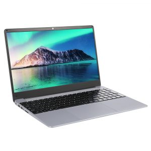 VORKE Notebook 15 PRO Laptop 16GB 512GB Windows 10.0 Gray