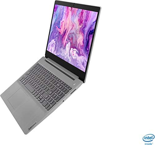 "2021 Newest Lenovo IdeaPad 3 15.6"" HD Touch Screen Laptop, Intel Quad-Core i5-1035G1 Up to 3.6GHz (Beats i7-8550U), 12GB DDR4 RAM, 256GB PCI-e SSD, Webcam, WiFi 5, HDMI, Windows 10 S + Oydisen Cloth 3"