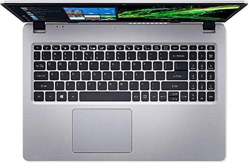 2021 Newest Acer Aspire 5 Slim Laptop, 15.6 inches Full HD IPS Display, AMD Ryzen 3 3200U, Vega 3 Graphics, 8GB DDR4, 256GB SSD, Backlit Keyboard, Windows 10 in S Mode + Oydisen Cloth 4