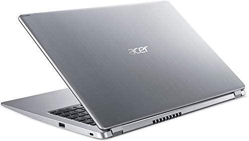 2021 Newest Acer Aspire 5 Slim Laptop, 15.6 inches Full HD IPS Display, AMD Ryzen 3 3200U, Vega 3 Graphics, 8GB DDR4, 256GB SSD, Backlit Keyboard, Windows 10 in S Mode + Oydisen Cloth 7