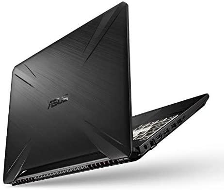 "ASUS TUF Gaming Laptop, 15.6"" 144Hz Full HD IPS-Type Display, Intel Core i7-9750H Processor, GeForce GTX 1650, 8GB DDR4, 512GB PCIe SSD, Gigabit Wi-Fi 5, Windows 10 Home, FX505GT-AB73 6"