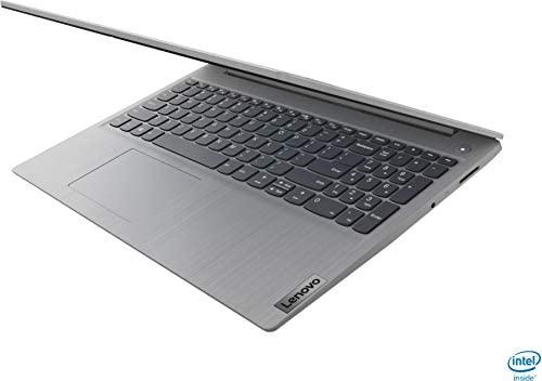 "2021 Newest Lenovo IdeaPad 3 15.6"" FHD Non-Touch Laptop, Intel Dual-Core i3-1005G1 Up to 3.4GHz (Beats i5-7200u), 12GB DDR4 RAM, 256GB PCI-e SSD, Webcam, WiFi 5, HDMI, Windows 10 S + Oydisen Cloth 5"