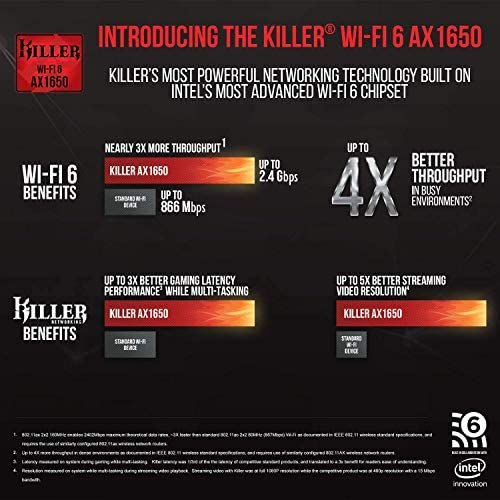 "Acer Predator Helios 300 Gaming Laptop, Intel i7-10750H, NVIDIA GeForce RTX 2060 6GB, 15.6"" Full HD 144Hz 3ms IPS Display, 16GB Dual-Channel DDR4, 512GB NVMe SSD, Wi-Fi 6, RGB Keyboard, PH315-53-72XD 10"