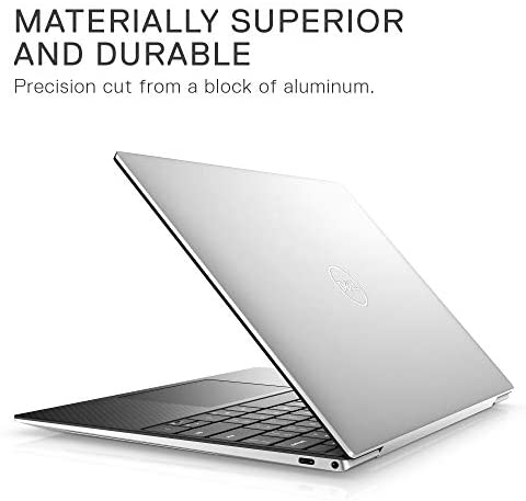 Dell XPS 13 (9310), 13.4- inch UHD+ Touch Laptop - Intel Core i7-1185G7, 32GB 4267MHz LPDDR4x RAM, 2TB SSD, Iris Xe Graphics, Windows 10 Home - Platinum Silver with Black Palmrest (Latest Model) 7