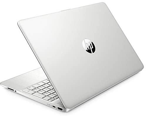 "HP 15 15.6"" FHD Touchscreen Business Laptop Computer, Intel Quad-Core i5 1035G1 (Beats i7-7500u), 12GB DDR4 RAM, 256GB PCIe SSD, AC WiFi, Type-C, Remote Work, Windows 10 Pro, BROAGE 64GB Flash Stylus 5"