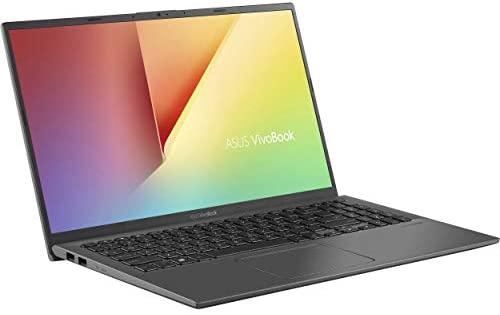 "ASUS VivoBook 15 15.6"" FHD Touchscreen Laptop Computer, Intel Core i3 1005G1 Up to 3.4GHz, 8GB DDR4 RAM, 128GB SSD, AC WiFi, Fingerprint Reader, Windows 10 S, iPuzzle Type-C HUB 3"
