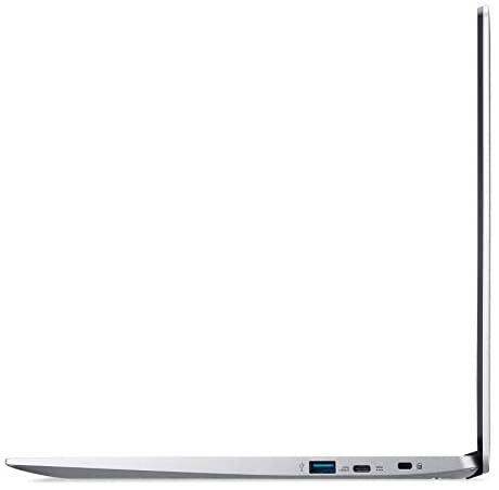 "Newest Acer Chromebook 315 Flagship 15.6"" FHD (1920 x 1080) IPS Touchscreen Laptop, Intel Celeron N4020, 4GB DDR4, 64GB eMMC, 802.11ac, Bluetooth, USB Type-C, Chrome OS + 32GB ABYS MicroSD Card 6"