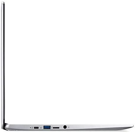 "Newest Acer Chromebook 315 Flagship 15.6"" FHD (1920 x 1080) IPS Touchscreen Laptop, Intel Celeron N4020, 4GB DDR4, 64GB eMMC, 802.11ac, Bluetooth, USB Type-C, Chrome OS + 32GB ABYS MicroSD Card 7"