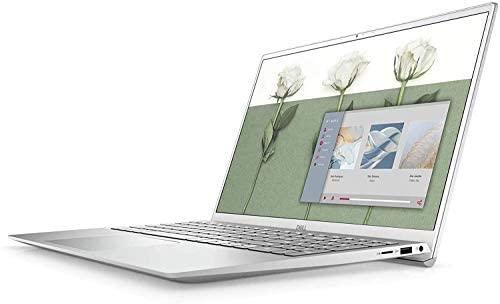 "2021 Latest Flagship Dell Inspiron 5000 Series 5502 15.6"" FHD Laptop 11th Gen Intel Quad-Core i7-1165G7 16GB RAM 512GB SSD Backlit Keyboard FP Reader Webcam USB-C Windows 10 Silver, LPT Cloth 2"