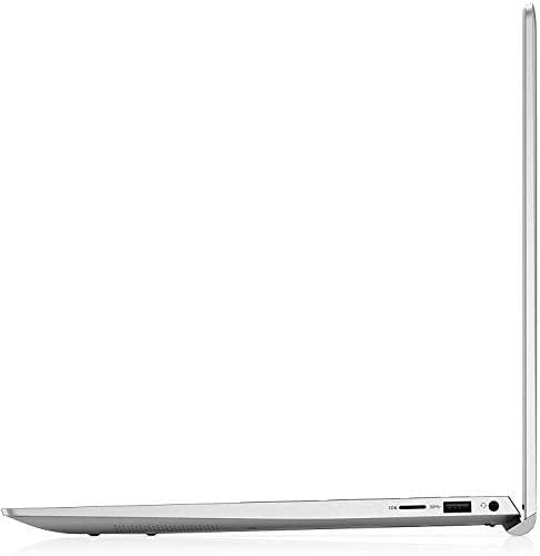 "2021 Latest Flagship Dell Inspiron 5000 Series 5502 15.6"" FHD Laptop 11th Gen Intel Quad-Core i7-1165G7 16GB RAM 512GB SSD Backlit Keyboard FP Reader Webcam USB-C Windows 10 Silver, LPT Cloth 7"