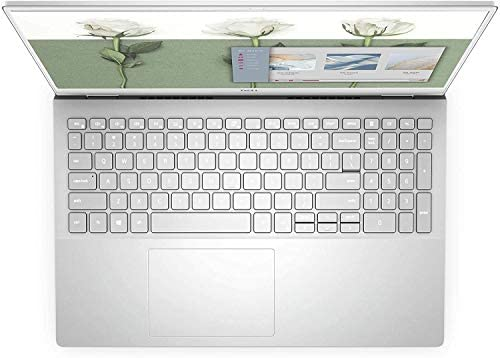 "2021 Latest Flagship Dell Inspiron 5000 Series 5502 15.6"" FHD Laptop 11th Gen Intel Quad-Core i7-1165G7 16GB RAM 512GB SSD Backlit Keyboard FP Reader Webcam USB-C Windows 10 Silver, LPT Cloth 4"
