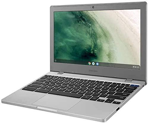 """Samsung Chromebook 4, 11.6"""" HD Laptop, Intel Celeron N4000, 4GB RAM 64GB eMMC,Gigabit Wi-Fi, Webcam, Bundled with TSBEAU USB LED Light & 4-Port USB 3.0 Hub & 32GB Micro SD Card 4"""