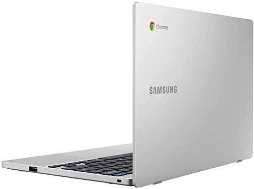 """Samsung Chromebook 4, 11.6"""" HD Laptop, Intel Celeron N4000, 4GB RAM 64GB eMMC,Gigabit Wi-Fi, Webcam, Bundled with TSBEAU USB LED Light & 4-Port USB 3.0 Hub & 32GB Micro SD Card 8"""