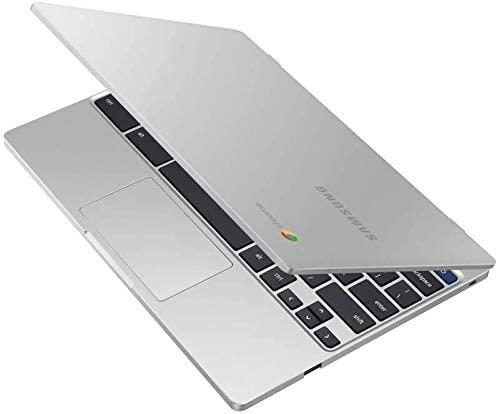 """Samsung Chromebook 4, 11.6"""" HD Laptop, Intel Celeron N4000, 4GB RAM 64GB eMMC,Gigabit Wi-Fi, Webcam, Bundled with TSBEAU USB LED Light & 4-Port USB 3.0 Hub & 32GB Micro SD Card 9"""