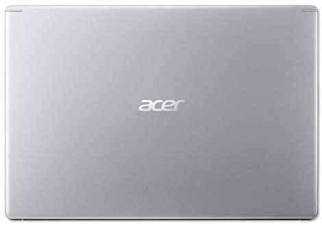"""Acer Aspire 5 Slim Laptop, 15.6"""" Full HD IPS Display, 10th Gen Intel Core i5-10210U, 8GB DDR4, 256GB PCIe NVMe SSD, Intel Wi-Fi 6 AX201 802.11ax, Fingerprint Reader, Backlit KB, A515-54-59W2, Silver 12"""