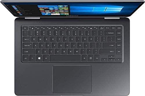 "Premium 2019 Samsung Notebook 9 Pro Business 15.6"" FHD 2-in-1 Touchscreen Laptop/Tablet Intel Quad-Core i7-8550U, 16GB DDR4, 512GB SSD, 2G Radeon 540 Backlit KB USB-C 4K Out S Pen Win 10 (Renewed) 5"