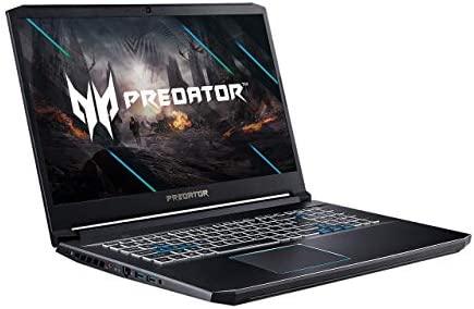 "2021 Acer Predator Helios 300 Premium Gaming Laptop I 17.3"" FHD 144Hz I Intel 6-Core i7-10750H I 64GB DDR4 1TB SSD + 1TB SSHD I GeForce RTX 2060 6GB I Backlit USB-C Win10 + Delca 32GB MicroSD Card 4"