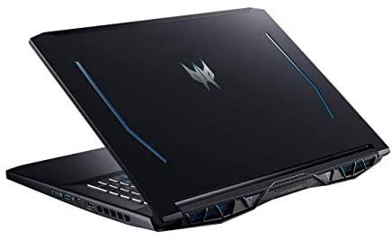 "2021 Acer Predator Helios 300 Premium Gaming Laptop I 17.3"" FHD 144Hz I Intel 6-Core i7-10750H I 64GB DDR4 1TB SSD + 1TB SSHD I GeForce RTX 2060 6GB I Backlit USB-C Win10 + Delca 32GB MicroSD Card 7"