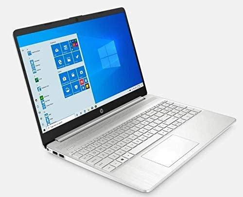 "2021 HP High Performance Laptop - 15.6"" HD Touchscreen - i3-1005G1 Quad-Core CPU - 8GB DDR4 - 128GB NVMe SSD - HD Webcam -Bluethooth -Win 10 Home - w/ RATZK 32GB USB Drive 4"
