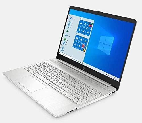 "2021 HP High Performance Laptop - 15.6"" HD Touchscreen - i3-1005G1 Quad-Core CPU - 8GB DDR4 - 128GB NVMe SSD - HD Webcam -Bluethooth -Win 10 Home - w/ RATZK 32GB USB Drive 2"