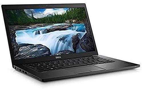 Dell Latitude 14 7000 7480 Business UltraBook - 14in (1366x768), Intel Core i5-6300U, 256GB SSD, 8GB DDR4, Backlit Keys, Webcam, Windows 10 Professional (Renewed) 8