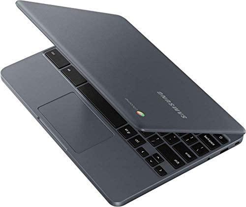 Samsung Chromebook 3 11.6-inch HD WLED Intel Celeron 4GB 32GB eMMC Chrome OS Laptop (Charcoal) (Renewed) 6