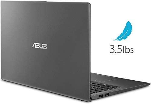 2021 ASUS F512DA VivoBook Laptop 15.6 FHD AMD 4-Core RYZEN5 3500U 12GB DDR4 512GB NVMe SSD Radeon Vega 8 Graphics USB-C Backlit Keyboard WIFI5 HDMI Fingerprint Windows 10 Pro w/ RE 32GB USB 3.0 Drive 4