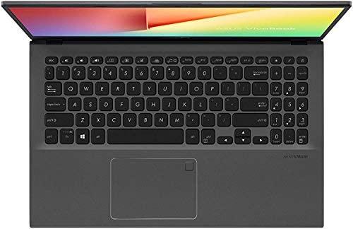 2021 ASUS F512DA VivoBook Laptop 15.6 FHD AMD 4-Core RYZEN5 3500U 12GB DDR4 512GB NVMe SSD Radeon Vega 8 Graphics USB-C Backlit Keyboard WIFI5 HDMI Fingerprint Windows 10 Pro w/ RE 32GB USB 3.0 Drive 2