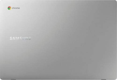 """Newest Samsung Chromebook 4+, 15.6"""" Full HD 1080p Notebook, Intel Celeron N4000, 4GB RAM, 32GB eMMC, Wi-Fi, Bluetooth, Chrome OS, Bundled with TSBEAU 32GB Micro SD Card&4 Port USB 3.0 Hub&USB Light 5"""