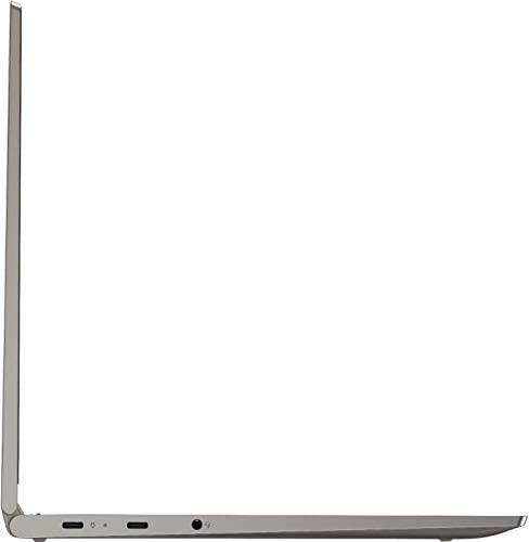 "2021 Newest Lenovo Yoga C740 2-in-1 Laptop 14"" FHD IPS Touchscreen Intel 4-Core i5-10210U 8GB DDR4 256GB PCIe SSD Backlit Keyboard Fingerprint USB Type-C Mica Windows 10 Home w/ RE 32GB USB 3.0 Drive 7"