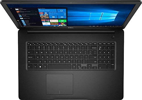"2020 Dell Inspiron 3793 17.3"" Full HD High Performance Laptop PC, Intel Core i7-1065G7 Quad-Core Processor, 8GB DDR4 RAM, 512GB SSD, Intel Iris Plus Graphics, DVD, HDMI, WiFi, Windows 10, Black 4"