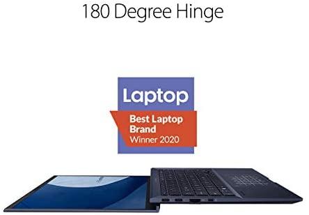 "ASUS ExpertBook B9 Intel EVO Thin & Light Laptop, 14"" FHD, Intel Core i7-1165G7, 1TB SSD, 16GB RAM, Military Grade Durable, Up to 20hr Battery, Webcam Privacy Shield, Win 10 Pro, Black, B9450CEA-XH75 4"