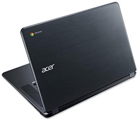 "Acer Chromebook 15 CB3-532-C42P, Intel Celeron N3060, 15.6"" HD Display, 4GB LPDDR3, 16GB eMMC, Granite Gray, Google Chrome 6"