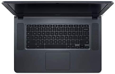"Acer Chromebook 15 CB3-532-C42P, Intel Celeron N3060, 15.6"" HD Display, 4GB LPDDR3, 16GB eMMC, Granite Gray, Google Chrome 4"