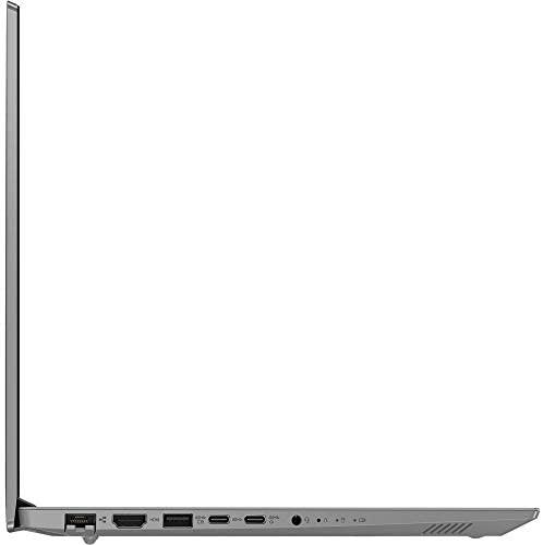 "Lenovo ThinkBook 15 15.6"" IPS FHD (1920x1080) Enterprise Laptop computer (Intel Quad Core i7-1065G7, 16GB DDR4, 512GB PCIe SSD) Backlit, Fingerprint, Kind-C, RJ-45, Home windows 10 Professional, IST Computer systems HDMI Cable 7"
