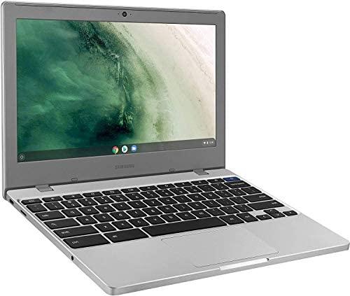 "Samsung Chromebook 4 11.6"" Laptop computer Pc for Enterprise Pupil, Intel Celeron N4000 as much as 2.6GHz, 4GB LPDDR4 RAM, 32GB eMMC, 802.11ac WiFi, Bluetooth, Chrome OS, iPuzzle Mousepad, On-line Class Prepared 1"