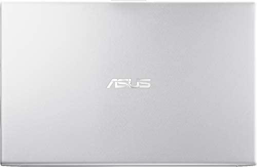 "ASUS VivoBook 15 15.6"" FHD Laptop computer Pc, Quad-Core AMD Ryzen 5 3500U (Beats i5-8550U), 20GB DDR4 RAM, 512GB PCIe SSD, 802.11ac WiFi, Sort-C, Silver, Home windows 10. Brown Field One Yr Help 5"