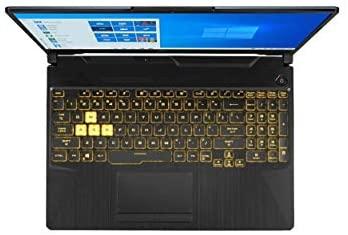 "Asus TUF F15 2021 Premium Gaming Laptop computer I 15.6"" FHD 144Hz I Intel Octa-Core i7-10870H I 24GB DDR4 1TB SSD 1TB HDD I GeForce GTX 1660 Ti 6GB I RGB Backlit DTS Webcam Win10 + Delca 32GB Micro SD Card 6"