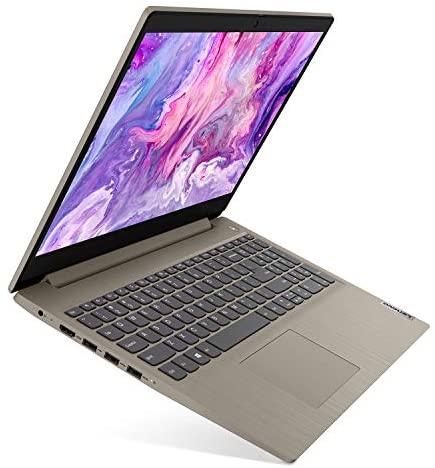 "2021 Latest Lenovo IdeaPad 3 Enterprise Laptop computer, 15.6"" HD Show, Intel Core i3-1005G1 Processor (Beats i7-7660U), 20GB RAM, 1TB SSD, Webcam, Bluetooth, HDMI, Wi-Fi, Home windows 10, Almond + Oydisen Material 3"