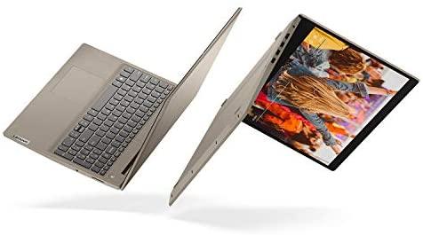 "2021 Latest Lenovo IdeaPad 3 Enterprise Laptop computer, 15.6"" HD Show, Intel Core i3-1005G1 Processor (Beats i7-7660U), 20GB RAM, 1TB SSD, Webcam, Bluetooth, HDMI, Wi-Fi, Home windows 10, Almond + Oydisen Material 9"