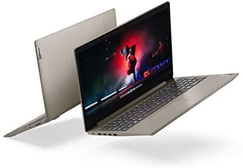 "2021 Latest Lenovo IdeaPad 3 Enterprise Laptop computer, 15.6"" HD Show, Intel Core i3-1005G1 Processor (Beats i7-7660U), 20GB RAM, 1TB SSD, Webcam, Bluetooth, HDMI, Wi-Fi, Home windows 10, Almond + Oydisen Material 8"