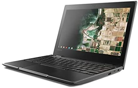"2019 Lenovo 11.6"" HD IPS Touchscreen 2-in-1 Chromebook, Quad-Core MediaTek MT8173C (4C, 2X A72 + 2X A53), 4GB RAM, 32GB eMMC, 802.11ac WiFi, Bluetooth 4.2, HDMI, Type-C, Chrome OS 1"