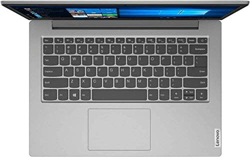 "2020 Lenovo IdeaPad Laptop ComputerAMD A6-9220e 1.6GHz 4GB Memory 64GB eMMC Flash Memory 14"" AMD Radeon R4 AC WiFi Microsoft Office 365 Platinum Gray Windows 10 Home 1"