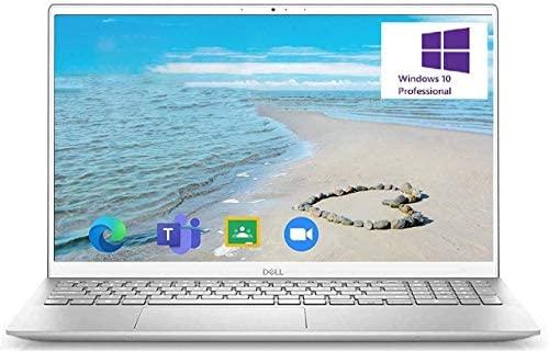 2020 Newest Dell Inspiron 15 5000 Premium Laptop: 15.6 Inch FHD Display10th Gen Intel i7 16GB RAM, 512GB SSD WiFi Bluetooth HDMI Backlit-KB FP- Reader Win10 Pro 32GB PCS USB Card 1