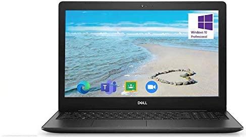 2020 Newest Dell Inspiron 15.6 inch Laptop, 10th Gen Intel Core i5-1035G1, 16GB RAM, 512GB SSD, HDMI, WiFi, Intel UHD Graphics, Bluetooth, Online Class Win 10 Pro 1