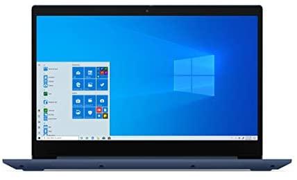 "2020 Newest Lenovo IdeaPad 3 15"" Laptop, AMD Ryzen 5 3500U Quad-Core Processor, 8GB Memory, 256GB Solid State Drive, Windows 10, Abyss Blue, 81W1009DUS (Google Classroom Compatible) 1"