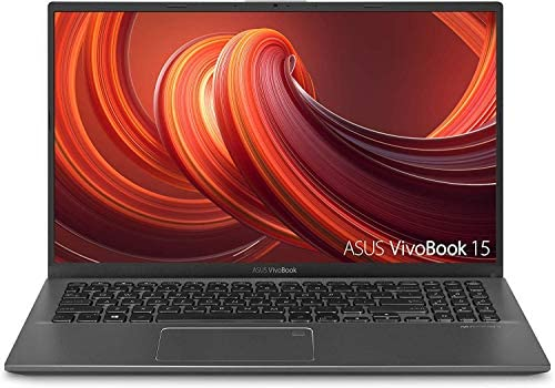 2021 ASUS F512DA VivoBook Laptop 15.6 FHD AMD 4-Core RYZEN5 3500U 12GB DDR4 512GB NVMe SSD Radeon Vega 8 Graphics USB-C Backlit Keyboard WIFI5 HDMI Fingerprint Windows 10 Pro w/ RE 32GB USB 3.0 Drive 1