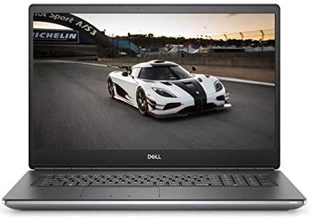 "2021 DELL Precision 7000 7750 17.3"" FHD 1080p Mobile Workstation Business Laptop (Intel 6-Core i7-10750H, 32GB DDR4, 1TB SSD) Wi-Fi 6, Thunderbolt 3, RJ-45, Windows 10 Pro (Renewed) 1"