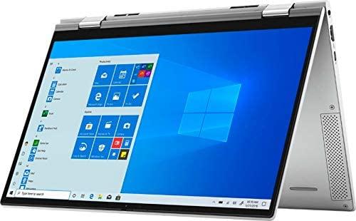 "2021 Dell Inspiron 13 7000 2-in-1 13.3"" Full HD 1080p Touchscreen Laptop, Intel Core i5-10210U Quad-Core Processor, 8GB RAM, 512GB SSD + 32GB Optane, Backlit Keyboard, Windows 10, Silver 1"